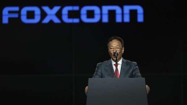 Terry Gou, CEO de Foxconn