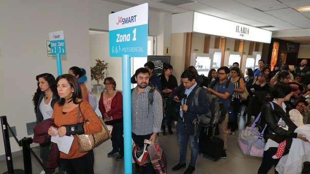 Abren vuelos directos para cubrir la ruta Arequipa a Santiago de Chile.