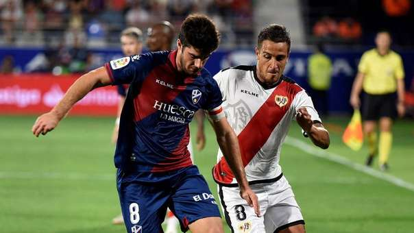 Rayo Vallecano vs. Huesca