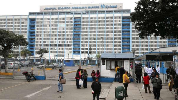 Hospital Edgardo Rebagliati