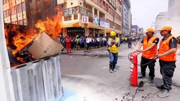Municipalidad de Lima cerrará Mesa Redonda por tres semanas.