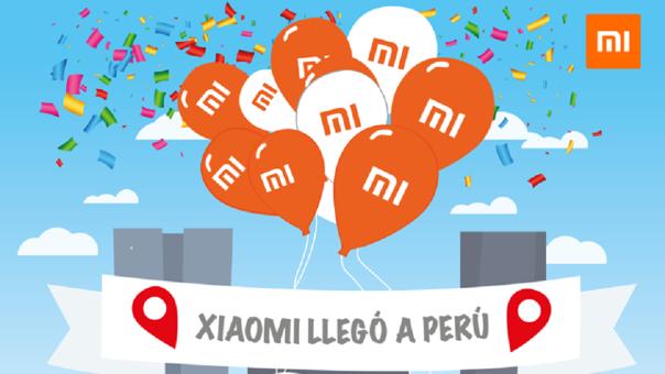 Xiaomi reafirma su presencia en Perú.