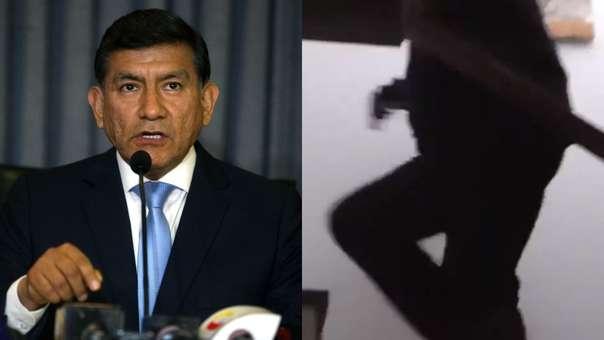 El ministro señaló que el equipo policial que acompañó en las diligencias a la Fiscalía actuó de acuerdo con el protocolo.