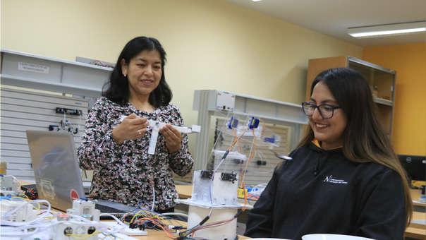 Margarita Gonzales ya tiene una patente de utilidad en Indecopi.