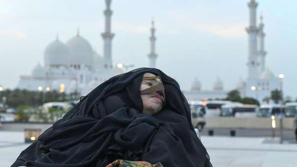 Munira Abdulla despertó del coma tras 27 años.
