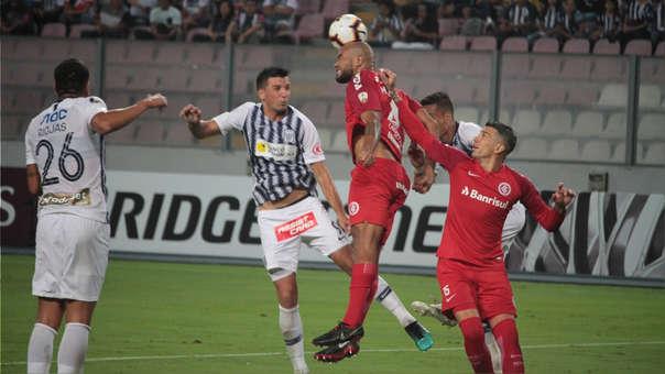 Alianza Lima vs. Internacional