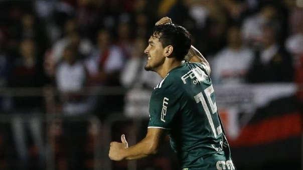 Melgar vs. Palmeiras: Gustavo Gómez llegó al área y marcó este GOL de cabeza