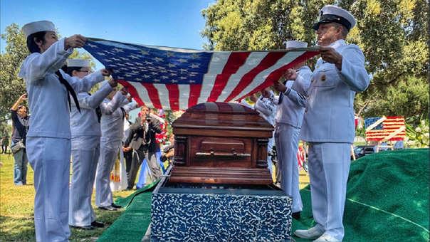 Murió en la guerra de Vietnam y su amigo de la infancia halló sus restos tras buscarlo durante 50 años