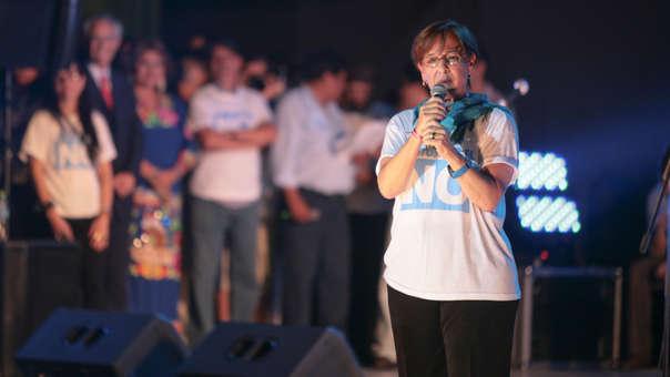 En marzo de 2013 Susana Villarán estuvo cerca de perder el cargo de alcaldesa de Lima.