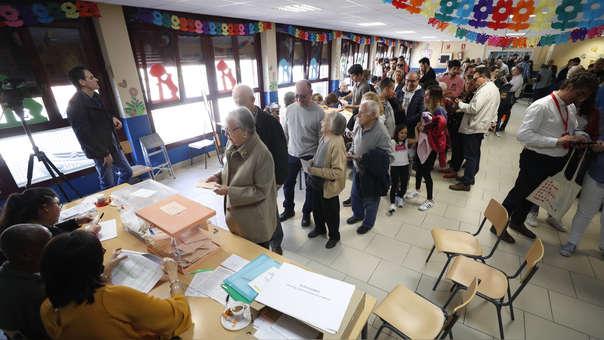 ESPAÑA ELECCIONES