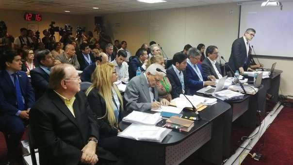 Nava es investigado por delitos de corrupción en el gobierno de Alan García.