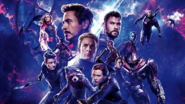 ¡Avengers reúnanse!
