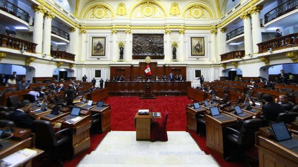 Ocho de cada diez peruanos desaprueba la gestión del Congreso.