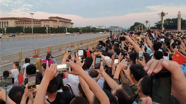 China cuenta con una alta tasa de usuarios de smartphones