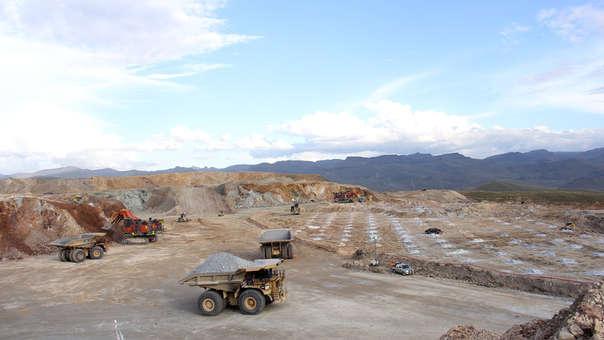 Las Bambas, ubicada a 4.000 metros sobre el nivel del mar, produjo unas 385.000 toneladas de cobre el año pasado.