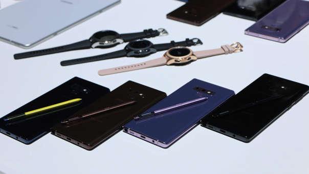 La firma IDC presenta resultados del mercado móvil a nivel mundial
