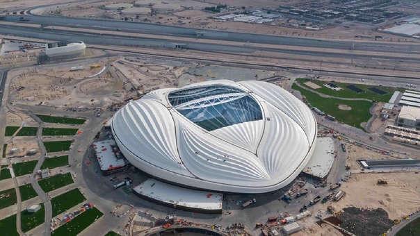 Qatar 2022 tiene terminado su segundo estadio | ECUAGOL
