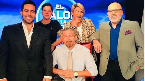 Pedro Moral regresa este sábado al programa de Latina. Beto Ortiz hizo el anuncio en su cuenta de Twitter.