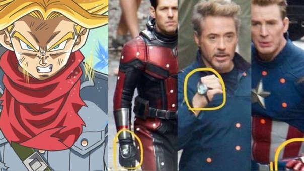¿Cuál es el vínculo entre esta serie de anime y los Avengers?