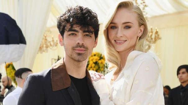 Joe Jonas y Sophie Turner se casaron en Las Vegas, siguiendo la tradición de la ciudad.