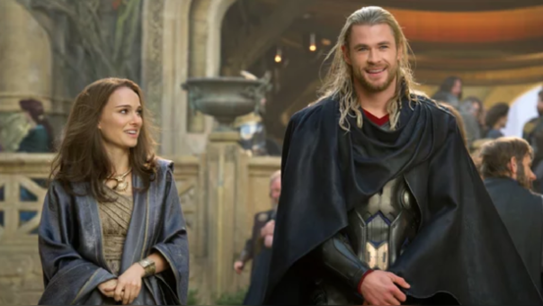 Jane Foster y Thor