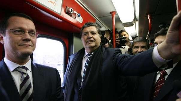 Jorge Barata confirmó el pago de sobornos en el gobierno de Alan García.