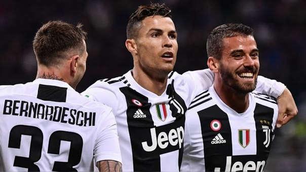 Cristiano Ronaldo es uno de los líderes de Juventus.