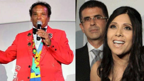 Actor cómico no estuvo ajeno a la noticia del enfrentamiento legal entre Tula y los hijos de su esposo Javier Carmona.
