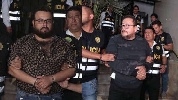 Sala Penal de Apelaciones de la Corte Superior de Justicia de Apurímac los liberó.