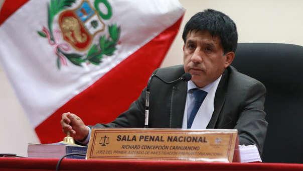 César Nakazaki pidió que no se incluyan las recientes pruebas que incluyó la Fiscalía en la acusación penal.