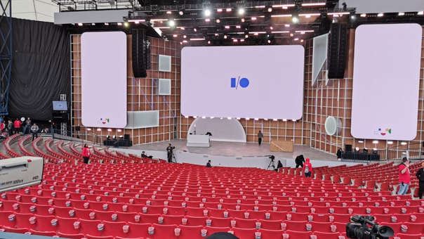 Sigue en vivo el Google I/O.