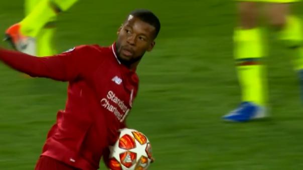Barcelona vs. Liverpool