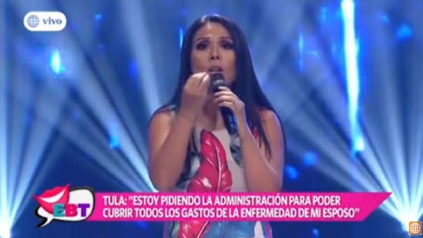 Tula Rodríguez habla por primera vez de la situación legal que tiene con los hijos de su esposo Javier Carmona.