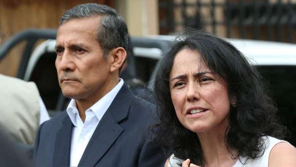 El fiscal presentó acusación formal contra Ollanta Humala y Nadine Heredia.