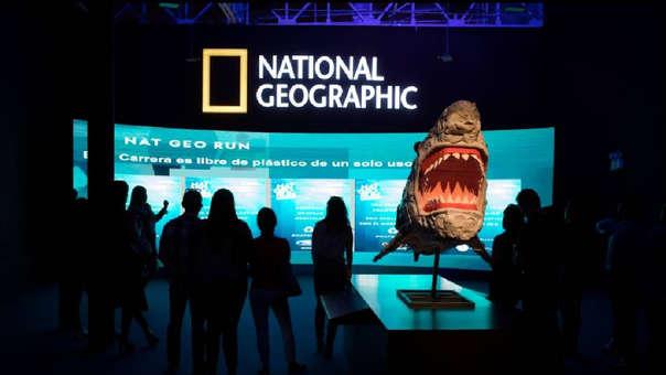 National Geographic presenta muestra gratuita