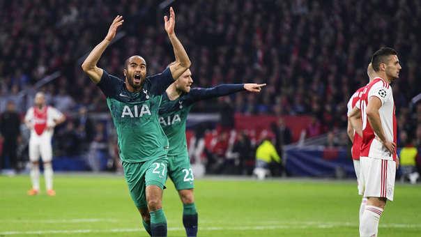 profesional mejor calificado entrega gratis Tienda Ajax vs. Tottenham: resultado, resumen del partido por la ...
