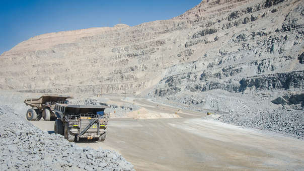 Entre enero a marzo 2019 las inversiones mineras en el Perú alcanzaron la suma de 1,193.3 millones de dólares.