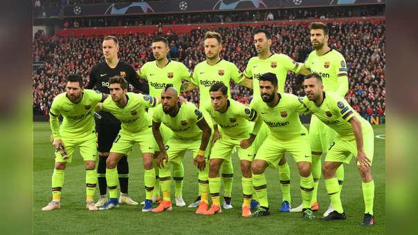 Barcelona: Los tres jugadores que saldrán tras eliminación de la Champions League