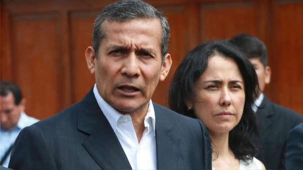 La Fiscalía pide 20 años de prisión para Ollanta Humala y 26 años y 6 meses para Nadine Heredia.