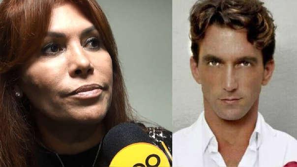 Magaly Medina reveló que Antonio Pavón la insultó por defender Sheyla Rojas.