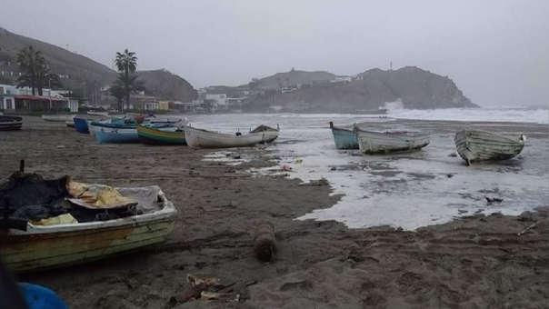 Se espera que las condiciones del mar se restablezcan el sábado 11 de mayo.