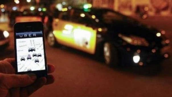 Uber se desacelera por la presión competitiva dentro y fuera de EE UU.