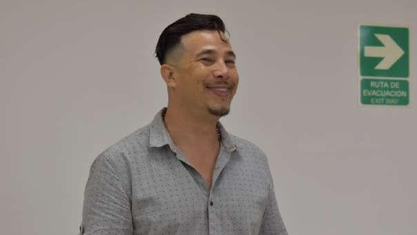 Mauricio Lezama recogía experiencias de vida de personas