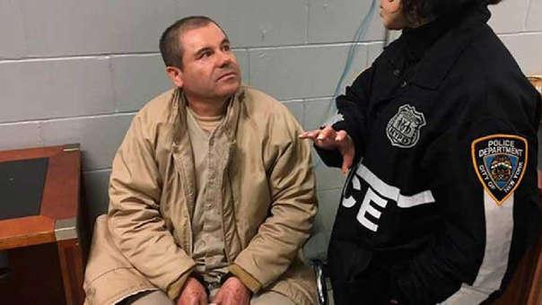 El Chapo está detenido en aislamiento casi total desde hace 27 meses en una cárcel de máxima seguridad de Manhattan.
