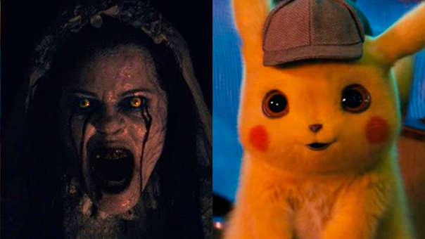 La llorona - Detective Pikachu