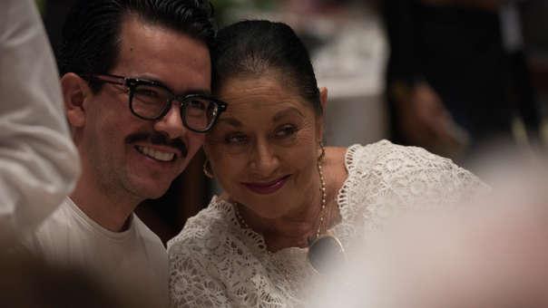 Los Premios Platino del cine iberoamericano reconocieron las trayectorias del director Manolo Caro y de la actriz Angélica Aragón.