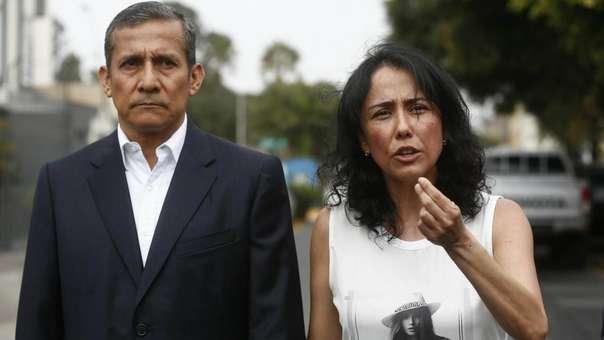 Fiscalía pide 26 años de prisión para Nadine Heredia y 20 para Humala.