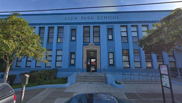 El colegio en California, Estados Unidos.