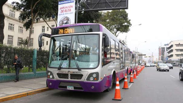 Los usuarios que se desplacen dentro del distrito de San Juan de Lurigancho pagarán S/ 1.50 de ida y el trayecto de retorno será gratis. La promoción se aplicará solo para viajes realizados el mismo día.