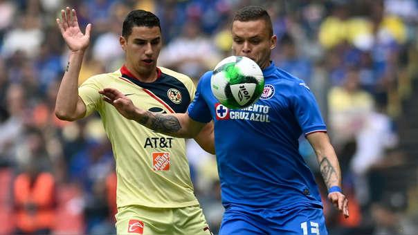 da325e0ba40 Liga MX. Cruz Azul enfrenta a América ...